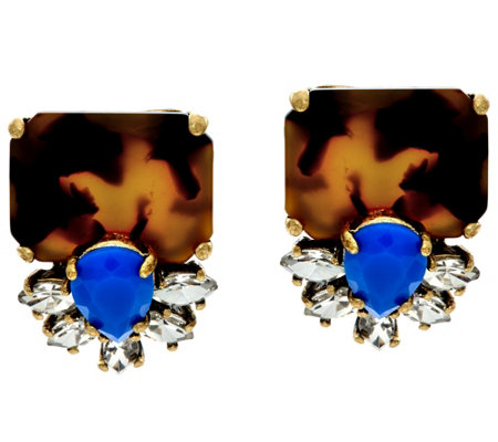 BaubleBar Duchess Stud Earrings
