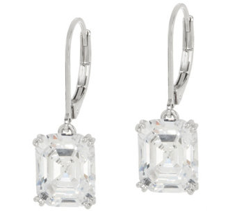 """As Is"" The Elizabeth Taylor Simulated DiamondEarring - J329058"