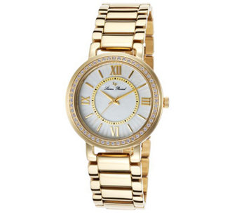 Lucien Piccard Women's Alice Mother-of-PearlDial Watch - J341259