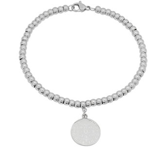 Stainless Steel Benedictine Blessing Bracelet - J342959