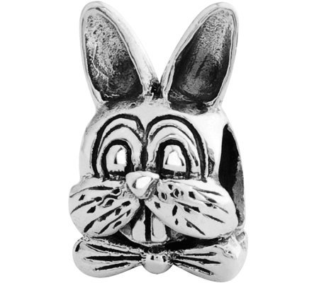 Prerogatives Sterling Easter Bunny Bead