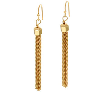 BaubleBar Hexagon Drop Earrings - J329360