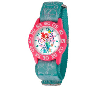 Disney Ariel Girls' Time Teacher Watch - J342261