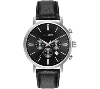 Bulova Men's Chronograph Watch - J343861