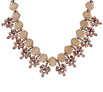 """As Is"" Joan Rivers Runway Elegance 18"" Necklace with 3"" Extender - J332163"