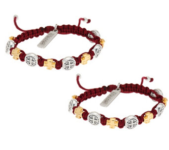 My Saint My Hero Sister of Hope Bracelet Set - J333063