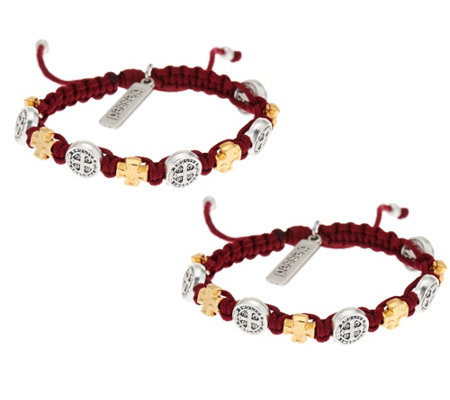 My Saint My Hero Sister of Hope Bracelet Set