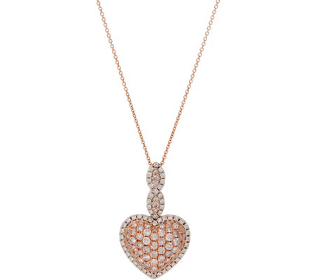 toptenfashionnew pink diamond necklace