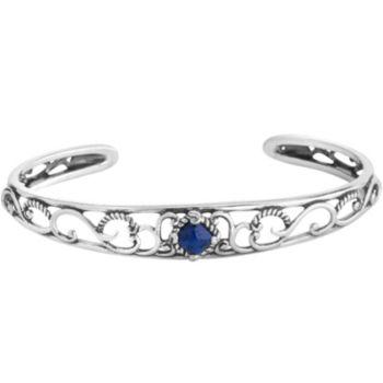 Carolyn Pollack Possibilities Lapis Cuff Bracelet