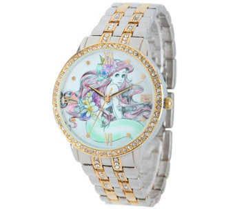 Disney Ariel Women's Glitz Bracelet Watch - J342265