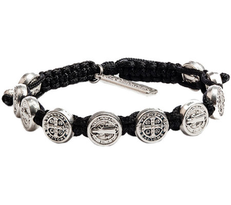 My Saint My Hero Confirmation Blessing Bracelet