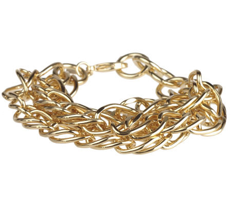 Linea by Louis Dell'Olio Bold Curb Link Chain Bracelet