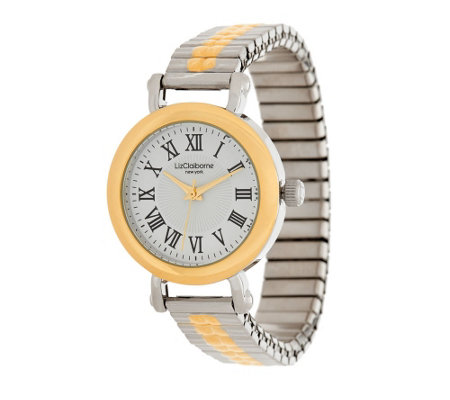 Liz Claiborne New York Metal Expansion Watch