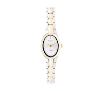 Armitron NOW Ladies Dress Bracelet Watch with White Dial - J103667