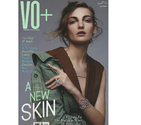 VO+ Magazine, January 2015 Issue 132