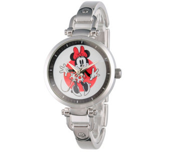 Disney Minnie Mouse Women's Bracelet Watch - J342271
