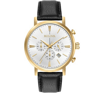 Bulova Men's Classic Chronograph Watch - J343871