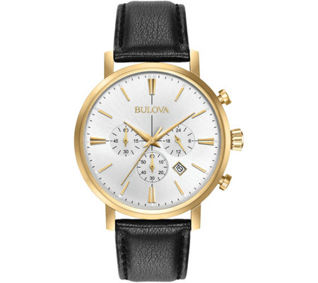 Bulova Men's Classic Chronograph Watch
