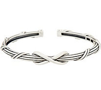 Peter Thomas Roth Sterling Silver Infinity Cuff - J353171