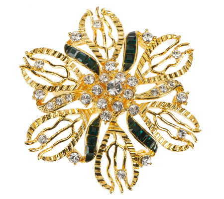 Jacqueline Kennedy Russian Sash Brooch