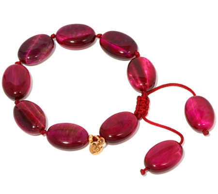 Lola Rose Talisha Adjustable Gemstone Bracelet