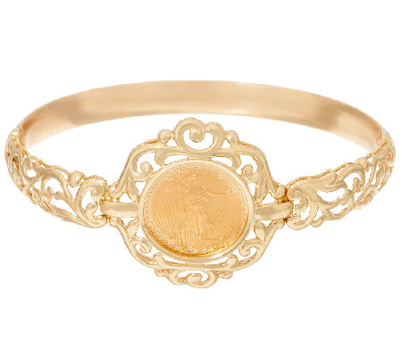 co small gold rose tiffany jewelry bezet bangle bracelet bangles size