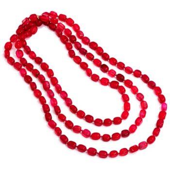 Lola Rose Ruby Rae 56-1/2 Beaded Necklace