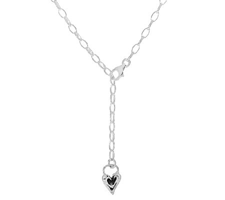 "Hagit Sterling 34"" Signature Chain, 11.80g"