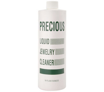 Precious Liquid Jewelry Cleaner 16 oz Bottle - J302275
