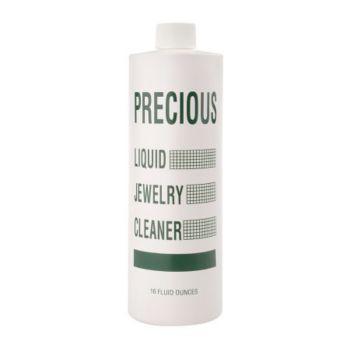 Precious Liquid Jewelry Cleaner 16 oz Bottle