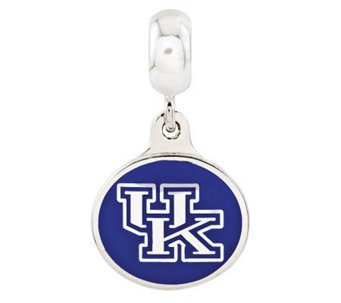 Sterling Silver University of Kentucky Collegiate Bead - J314978