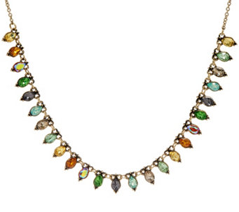 LOGO Links by Lori Goldstein Ethereal Stone Necklace - J330178