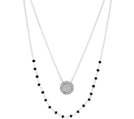 My Saint My Hero Blessing & Grace Double Layer Necklace