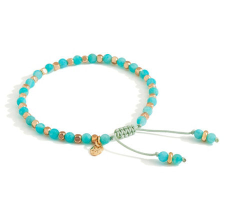 Lola Rose Portobello Adjustable Gemstone Bracelet