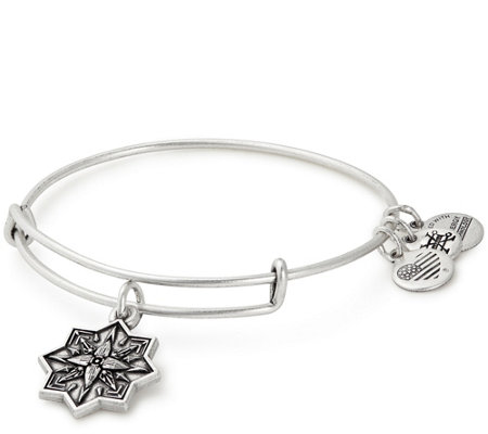 Alex and Ani Healing Love Charm Bangle