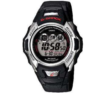 Casio Men's G-Shock Multi-Function Sport Watch - J338579