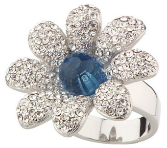 Nolan Miller's Colossal Flower Cocktail Ring - J8279
