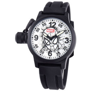Marvel Crown Protector Men's Spider-Man Watch - J315580