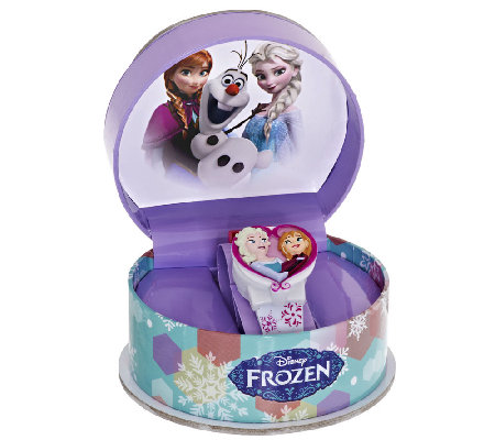 Disney's Frozen Elsa & Anna Watch