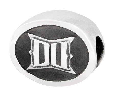 Sterling Silver Drexel University Bead
