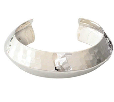 Novica Artisan Crafted Sterling Ethereal Cuff Bracelet