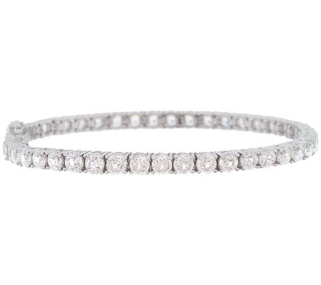 Epiphany Diamonique 100-Facet Classic Tennis Bracelet
