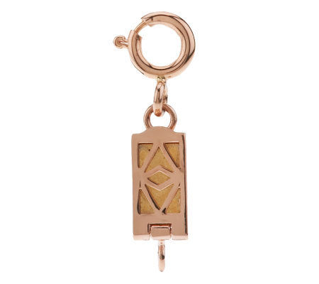 Click Secure Self-Locking Magnetic Clasp 14K Rose Gold
