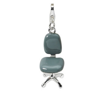 Amore La Vita Sterling Dimensional Office ChairCharm - J299683