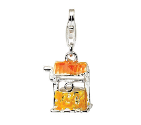 Amore La Vita Sterling Wishing Well Charm