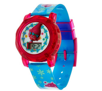 Trolls Musical Watch with Gift Box - J332283