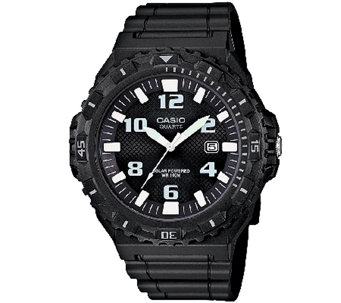 Casio Men's Black Analog Sport Watch - J338583