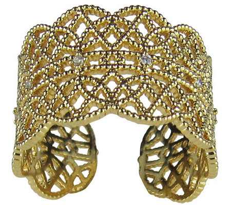 Jules Smith Lace Pave Ring