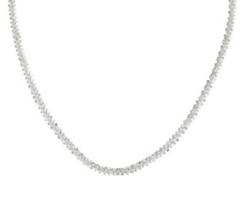 "UltraFine Silver 24"" Margherita Chain Necklace, 22.3g - J286185"