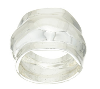 RLM Bronze Molten Bubble Sculpted Band Ring - J319085